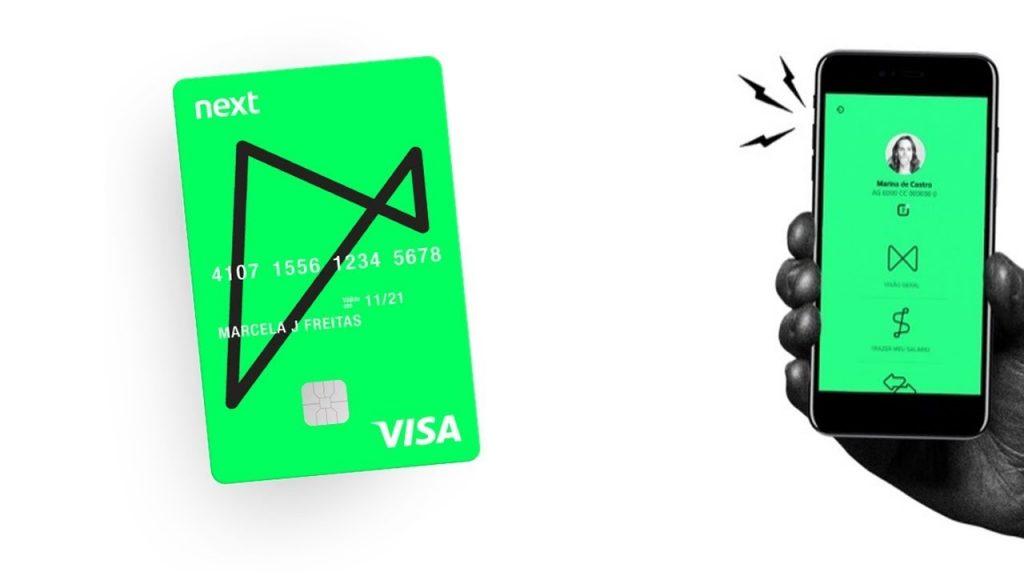 Next cartão de crédito